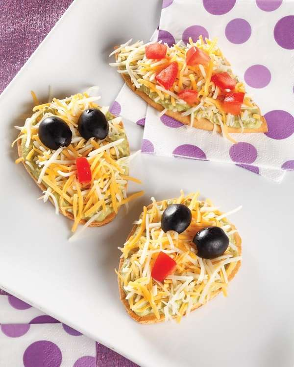 """A kid-friendly recipe from the """"Little Aliens Cookbook,"""""""