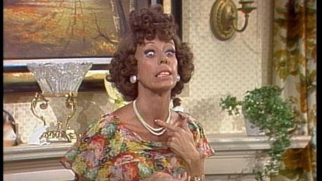 Carol Burnett plays Eunice in her series' recurring