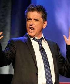 "Craig Ferguson, host of ""The Late Late Show."""
