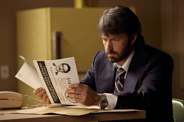 Ben Affleck as Tony Mendez in Warner Bros.