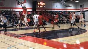 Amityville defeated Miller Place, 72-59, to remain undefeated