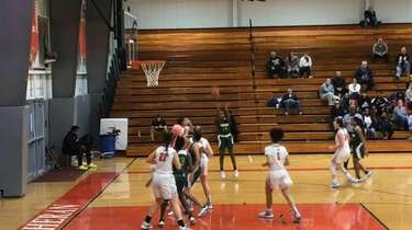LI Lutheran defeated Longwood, 69-29, at LI Lutheran