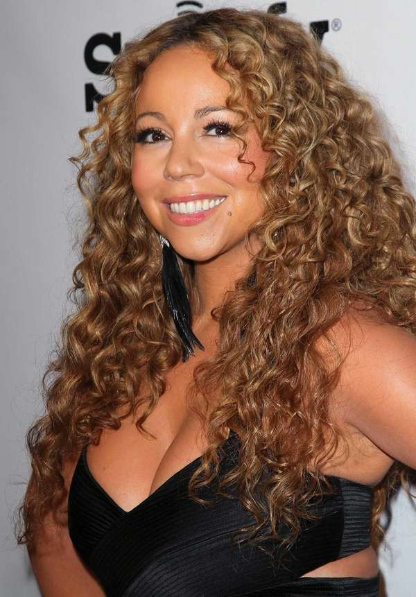 Mariah Carey attends the 12th Annual BMI Urban