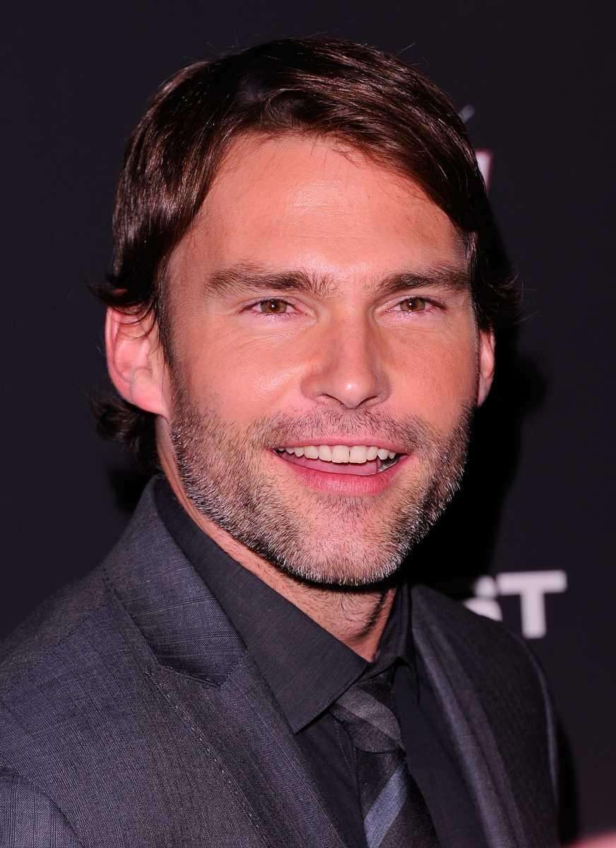 Actor Seann William Scott admitted himself to a