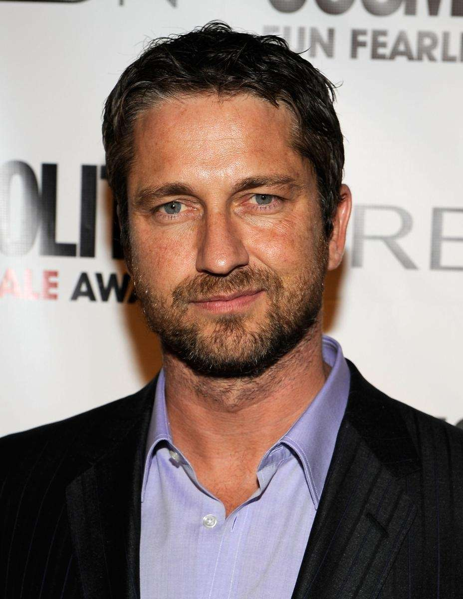 Gerard Butler reportedly checked into the Betty Ford