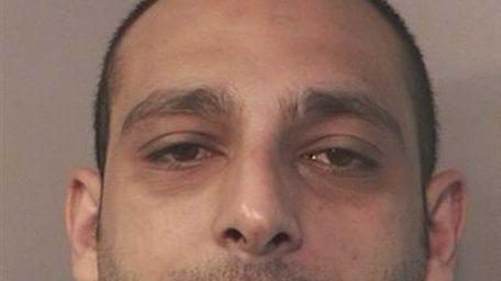 Sasha Masri, 32, has been charged with assault