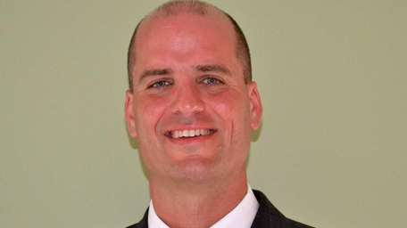 Dr. Vincent Butera, the newly appointed superintendent of