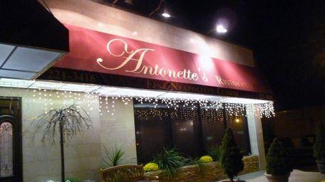 Antonette's Restaurant in Bellmore. (Oct. 4, 2012)
