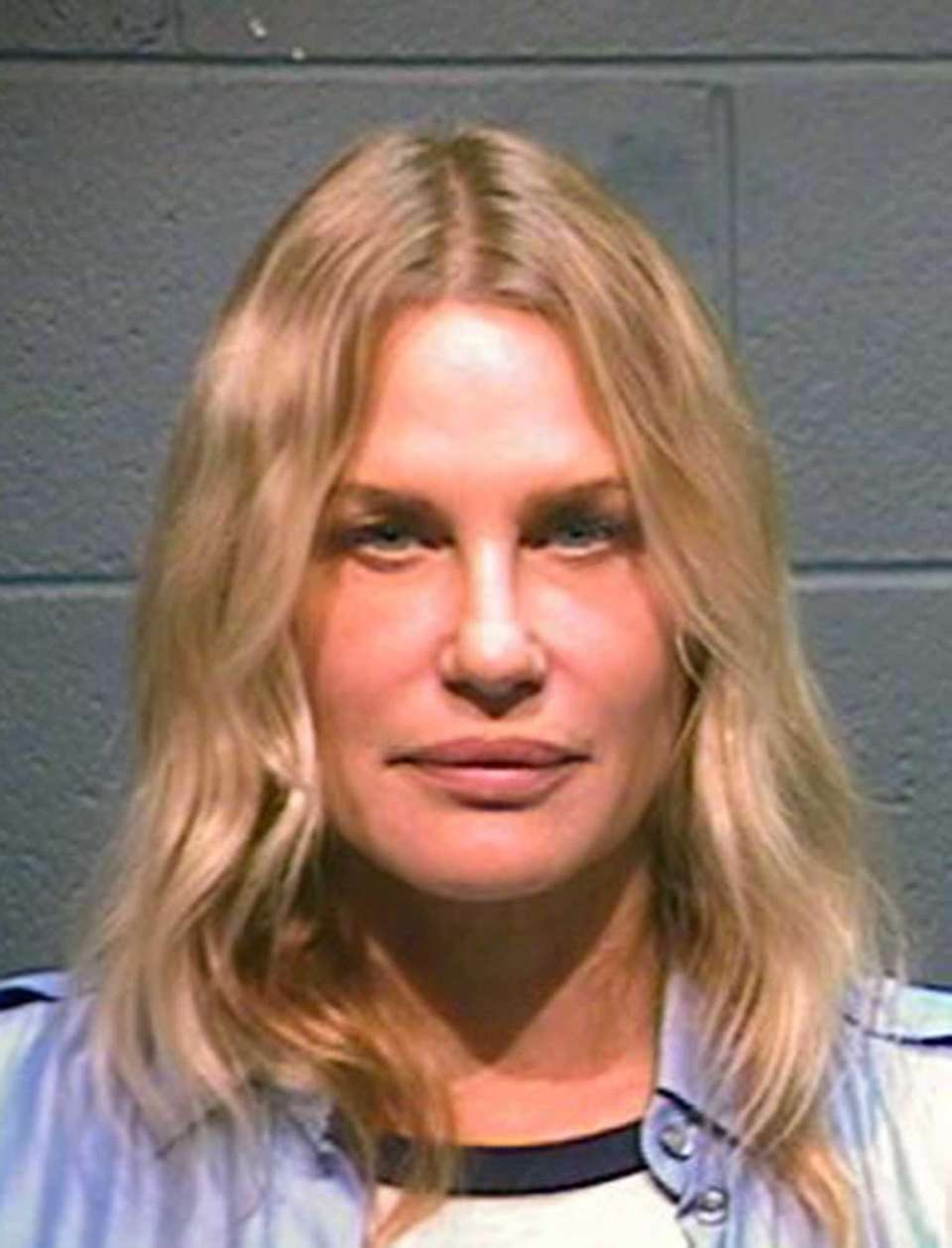 This booking photo provided by the Wood County