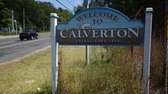 Calverton, a hamlet established in 1868 in Suffolk