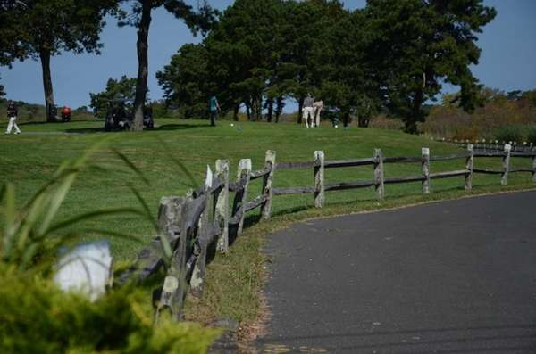 Although Swan Lake Golf Club is in Manorville,