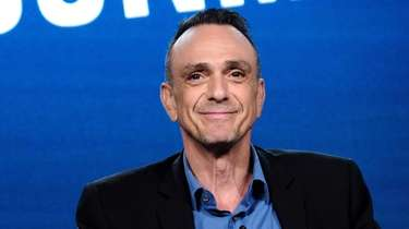 Hank Azaria, pictured at the Winter 2020 TCA