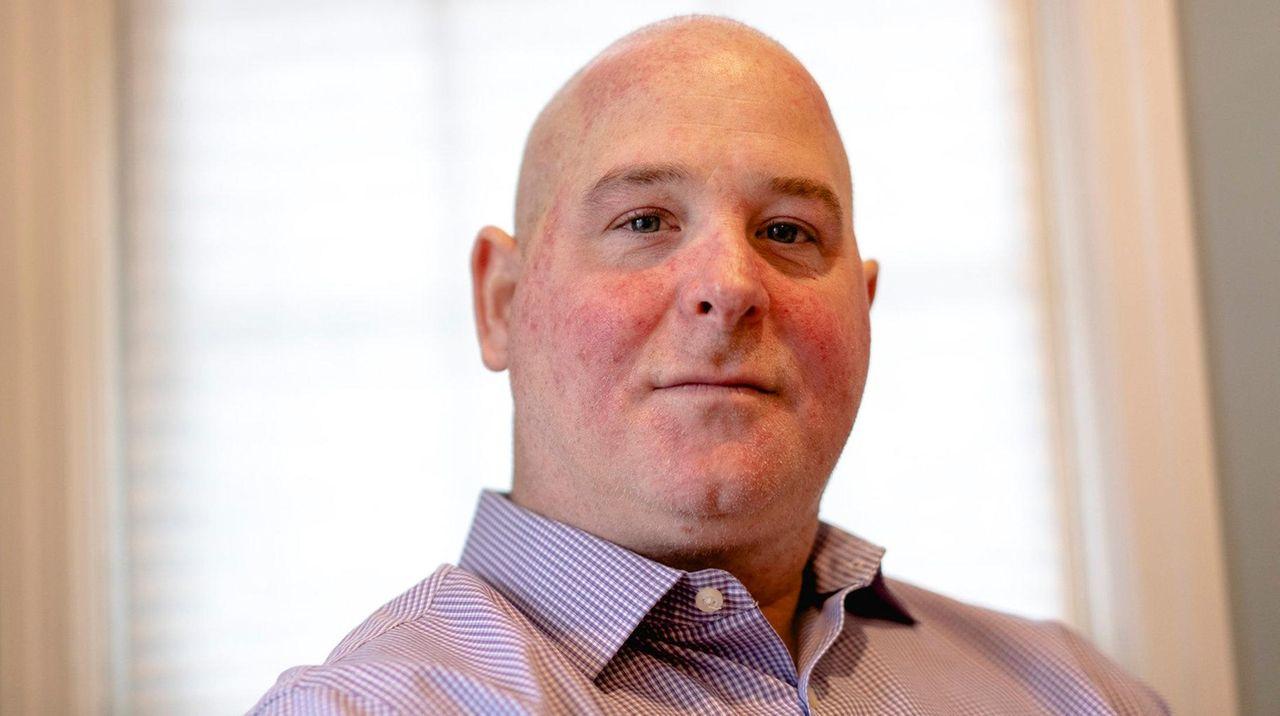 Cancer-stricken NYPD officer Ross Dichter has never taken