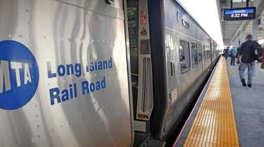 The LIRR's on-time performance came as the railroad
