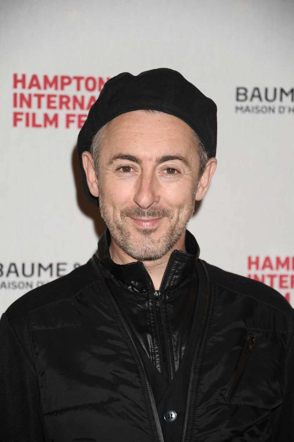 Alan Cumming attends the Baume & Mercier reception