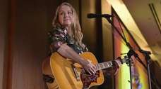 "Joan Osborne performs during ""A Magical Evening"""
