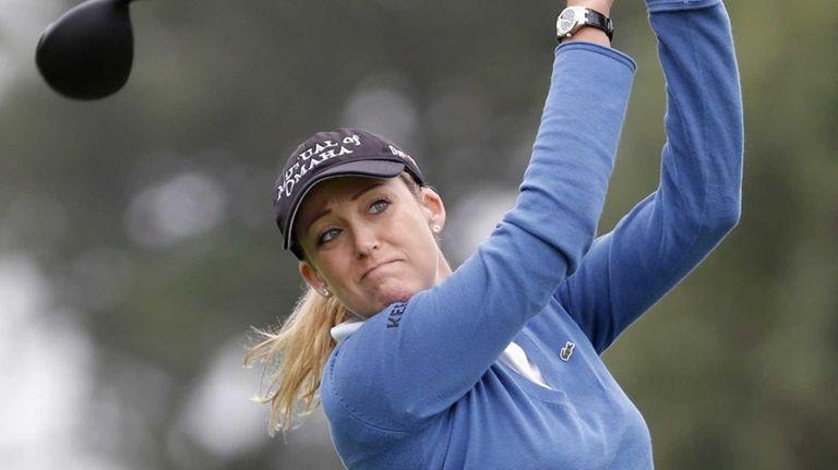LPGA pro and 2007 U.S. Open champion Cristie
