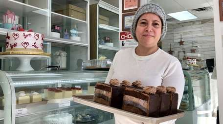 Lucy Espinal is the proprietor of Lucy by