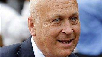 Former Baltimore Orioles shortstop Cal Ripken, Jr., walks