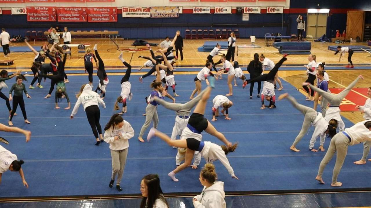 Cartwheel for a Cure raises funds for cystic fibrosis