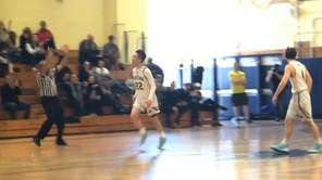Jericho defeated Manhasset, 71-67, in a boys basketball game