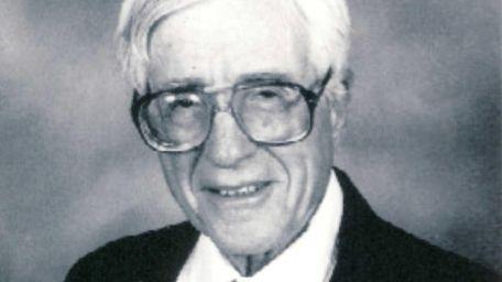 Bob Pasch, an advertising copywriter and Babylon Village