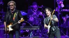 Daryl Hall and John Oates of Hall &