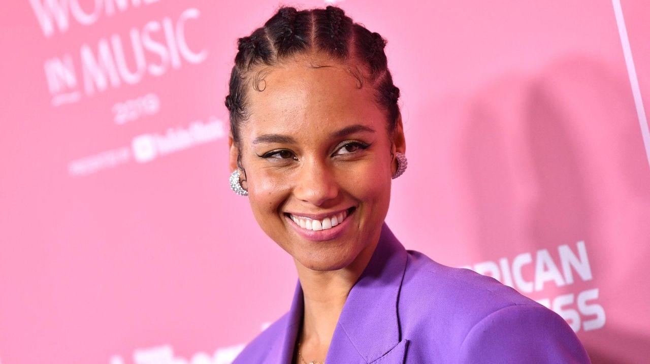Alicia Keys sets Radio City show, new album