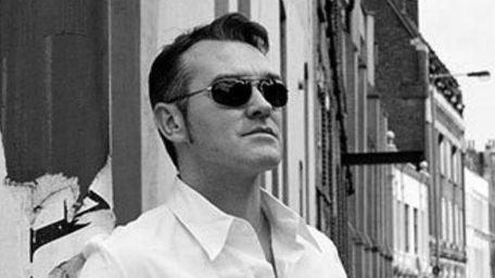 British singer Morrissey set out on a new