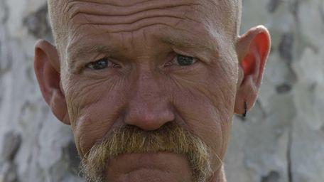 Don Matyja, a homeless Army veteran, in Lions