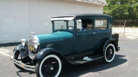 THE CAR AND ITS OWNER 1928 Model A