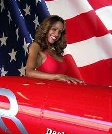 Actress Stacey Dash in a photo from her