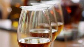 Whiskey tasting is being offered through the fall