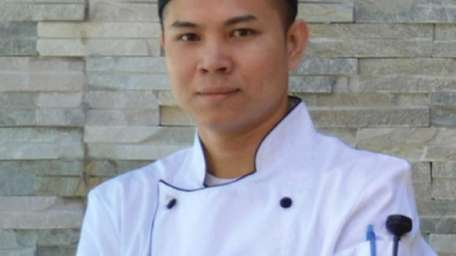 Alex Neoh is executive chef at the new