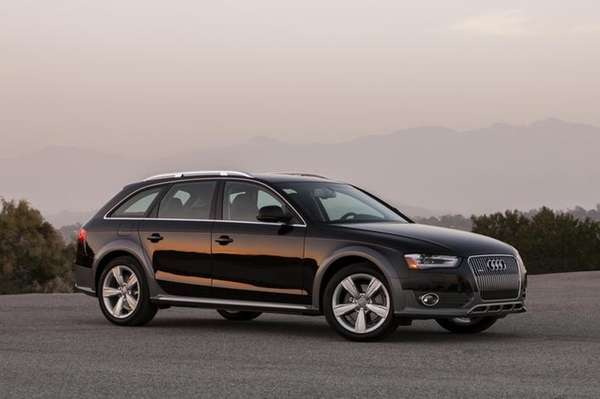 The new allroad clobbers the old model in