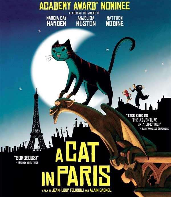quot;A Cat in Parisquot;