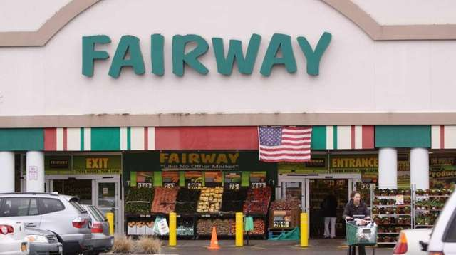 The Fairway market in Plainview is seen in