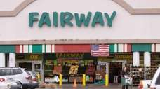 The Fairway market in Plainview is seen in