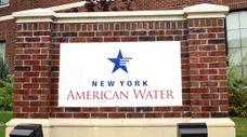 New York American Water in Merrick.