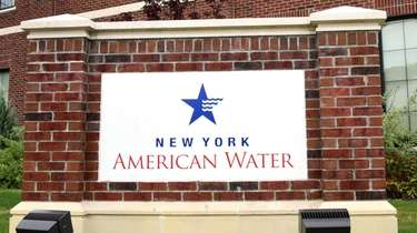 New York American Water in Merrick.