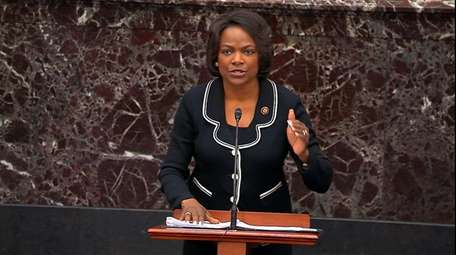 Rep. Val Demings (D-Fla.), a House impeachment manager,