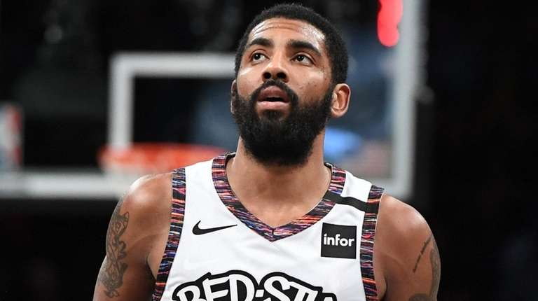 Kyrie Irving Lakers >> Kyrie Irving Likely To Return For Nets Against Lakers Newsday