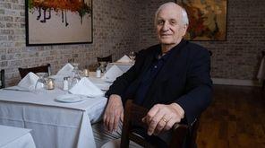 Frank Abbracciamento, owner of Abbracciamento in Lynbrook, spoke