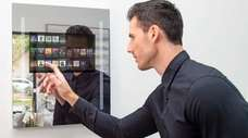 The Capstone Connected Smart Mirror performs and functions