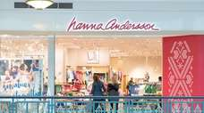 A Hanna Andersson store in Philadelphia, Pa. in