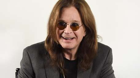 Ozzy Osbourne is scheduled to present at Sunday's