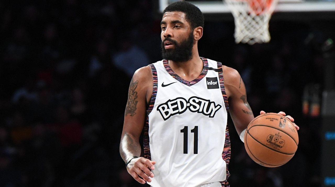 Nets' Kyrie, Dinwiddie not named East All-Star starters