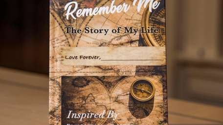 """Using her book """"Remember Me: The Story of"""