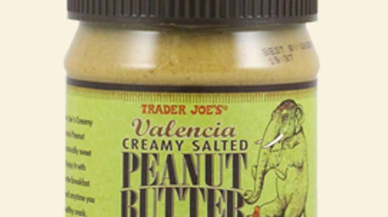 An ongoing recall of peanut butter has zeroed