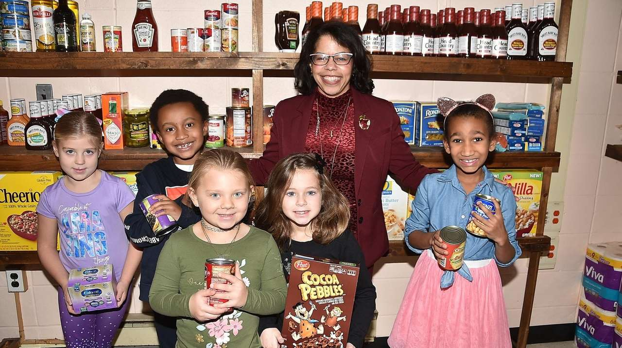 100,000 kids on LI dealing with food insecurity